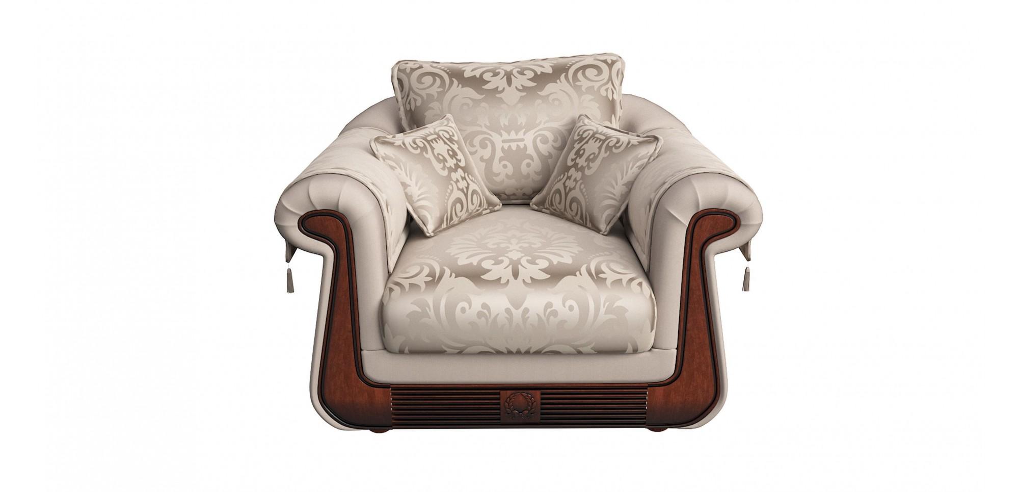 Кресло L122 W106