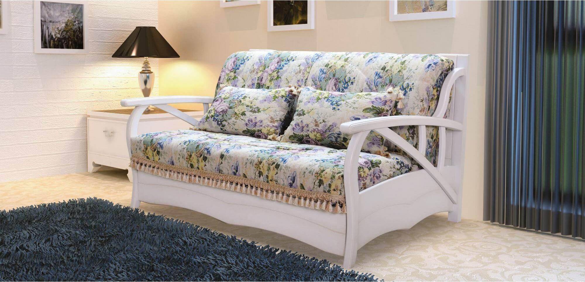 Прямой диван Romeo