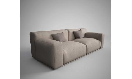 Прямой диван Cube 2