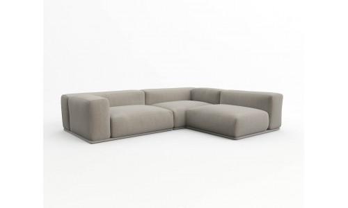 Угловой диван Cube