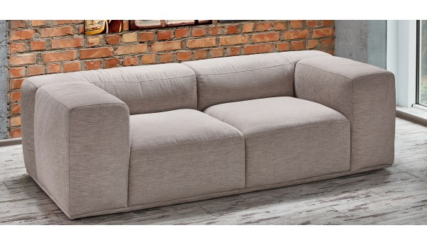 Прямой диван Cube
