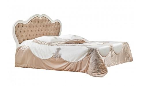 Кровать Adel декор капетон