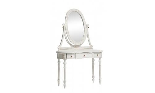 Туалетный стол Adel с зеркалом