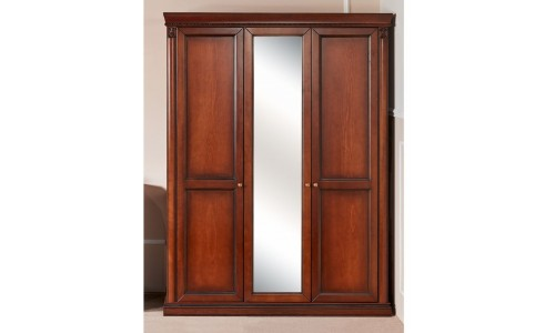 Шкаф Angelica 3х дверный распашной без зеркал