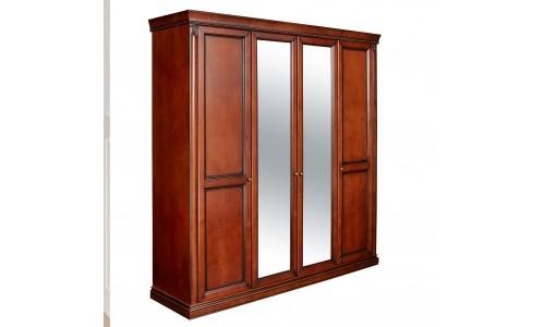 Шкаф Angelica 4х дверный распашной без зеркал