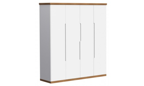 Шкаф четырехдверный Teya